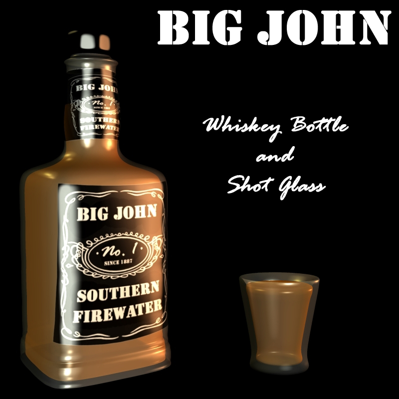 most digital creations     big john for poser and daz studio