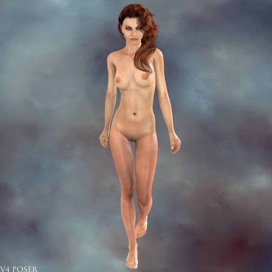 mature model scarlett