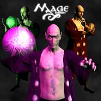 Character, Morphs, Textures, Poses and Props for M3!